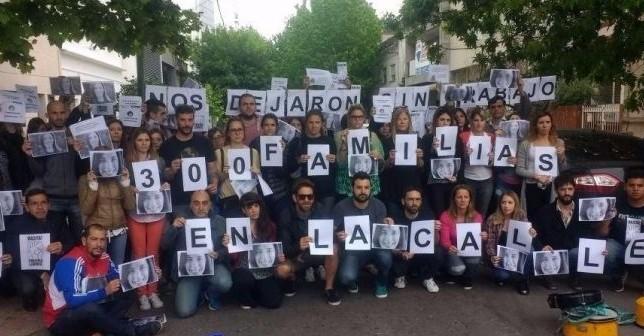 Vidal despidió a 260 trabajadores del Ministerio de Salud