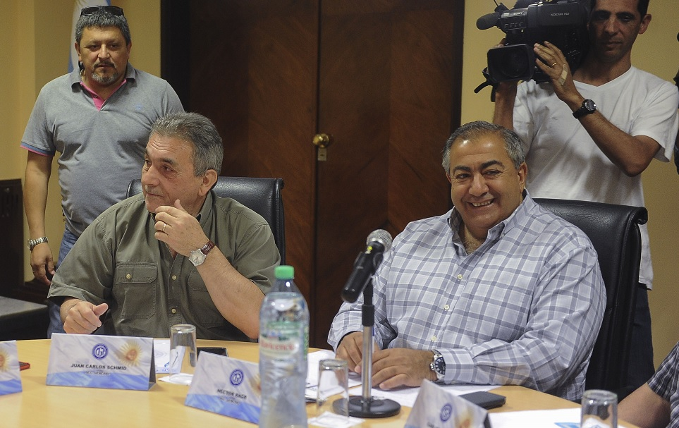 Cumbre reservada y tensión en la CGT ante la reforma laboral