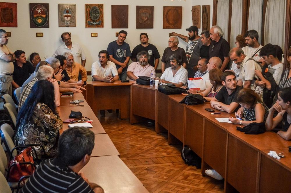 La CTA Perón y sindicatos de izquierda marcharán contra la reforma laboral