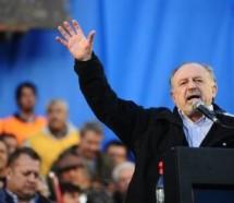 """""""Hace falta una gran marcha contra la reforma"""""""