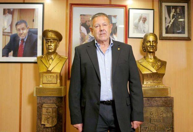 Roberti, el sindicalista clave para la sanción de la reforma previsional