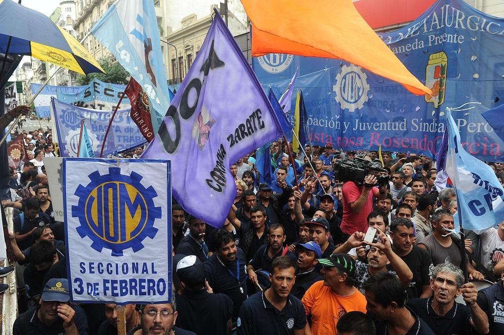 La UOM ratificó su salida de la conducción de la CGT