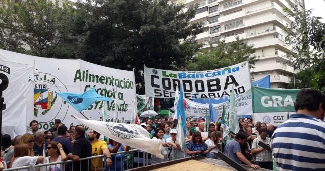 Córdoba se movilizó contra las reformas