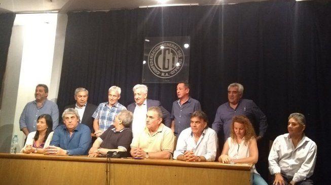La CGT marchará contra la reforma previsional y parará el viernes en caso de que se apruebe