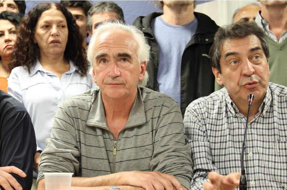 La CTA Perón cierra el círculo sobre Micheli y dinamita la reunificación de las CTA