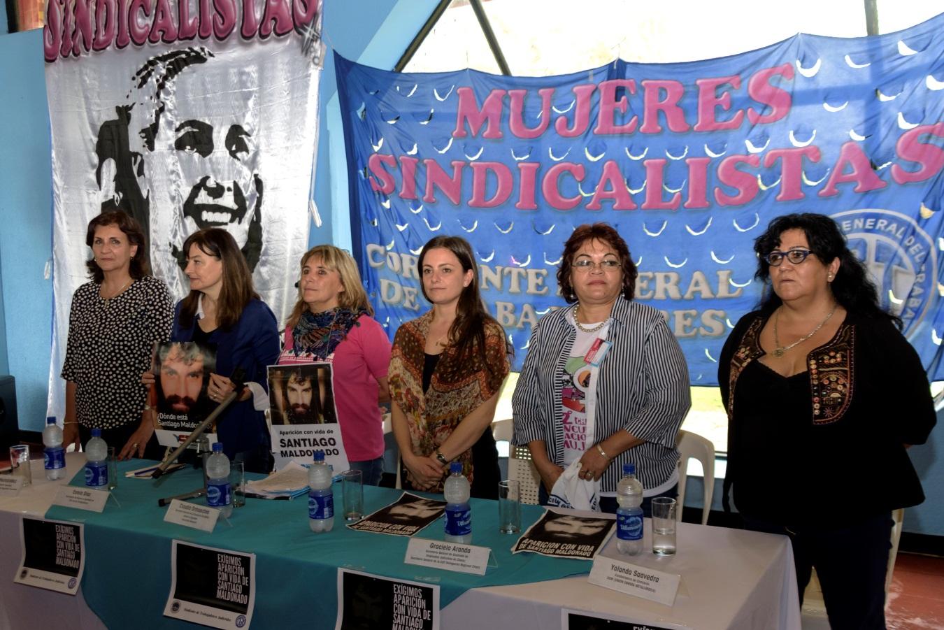 Presentan un cuadernillo sobre la situación de las mujeres en el sindicalismo