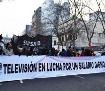 Gremio de Televisión resiste la presión sobre su convenio y lanza paros parciales