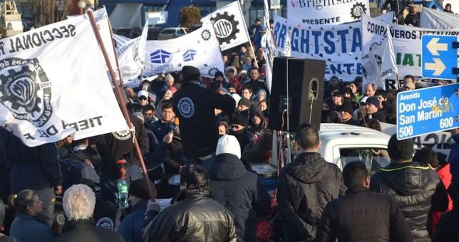 Se cayó el acuerdo del Dunga Dunga: la UOM no firma el congelamiento de salarios por dos años