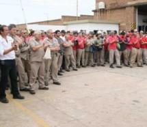 Conciliación obligatoria en el conflicto por despidos en la fábrica de cosechadoras Vassalli