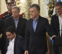 """A pesar del festival de nombramientos en el SOMU, Macri dijo que Triaca """"batalla por la transparencia"""""""