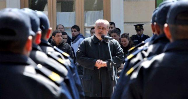 Trabajo le negó la inscripción al gremio de policías correntino