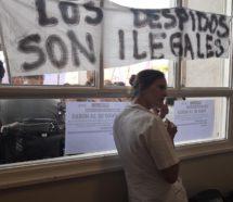 Los 122 despedidos del Posadas volverán el martes a las calles