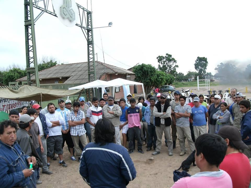 Frente a los más de mil despidos, azucareros de Salta y Jujuy definirán medidas conjuntas