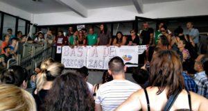 Nueva jornada de protesta de ATE contra los despidos de Vidal