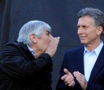 """Moyano volvió a castigar a Macri: """"Usted ha perjudicado a millones de jubilados"""""""