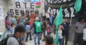 Empleados del Senasa cortarán la Riccheri y General Paz contra los 130 despidos injustificados