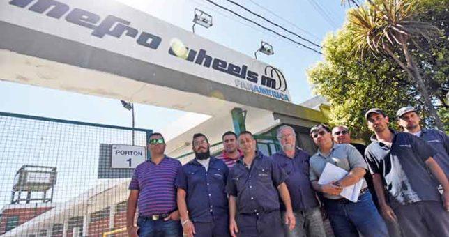 La única fábrica de llantas del país vuelve a estar paralizada por falta demanda