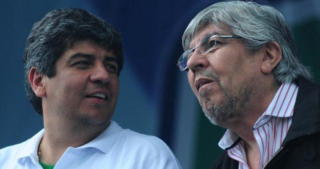 Piden investigar a los Moyano por lavado de dinero en Independiente