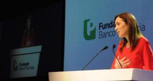 Vidal promulgó la reforma previsional para los trabajadores del Bapro y tensa las negociaciones