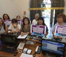 Ctera pide que la convoquen a discutir salarios y advierte que podría definir medidas de fuerza