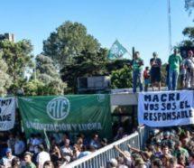 El Gobierno no quiere reincorporar a los despedidos y siguen las protestas en el INTI