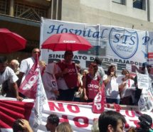 Para quebrar la resistencia en el Posadas, el Gobierno le bloqueó el cobro de la cuota sindical a la Cicop