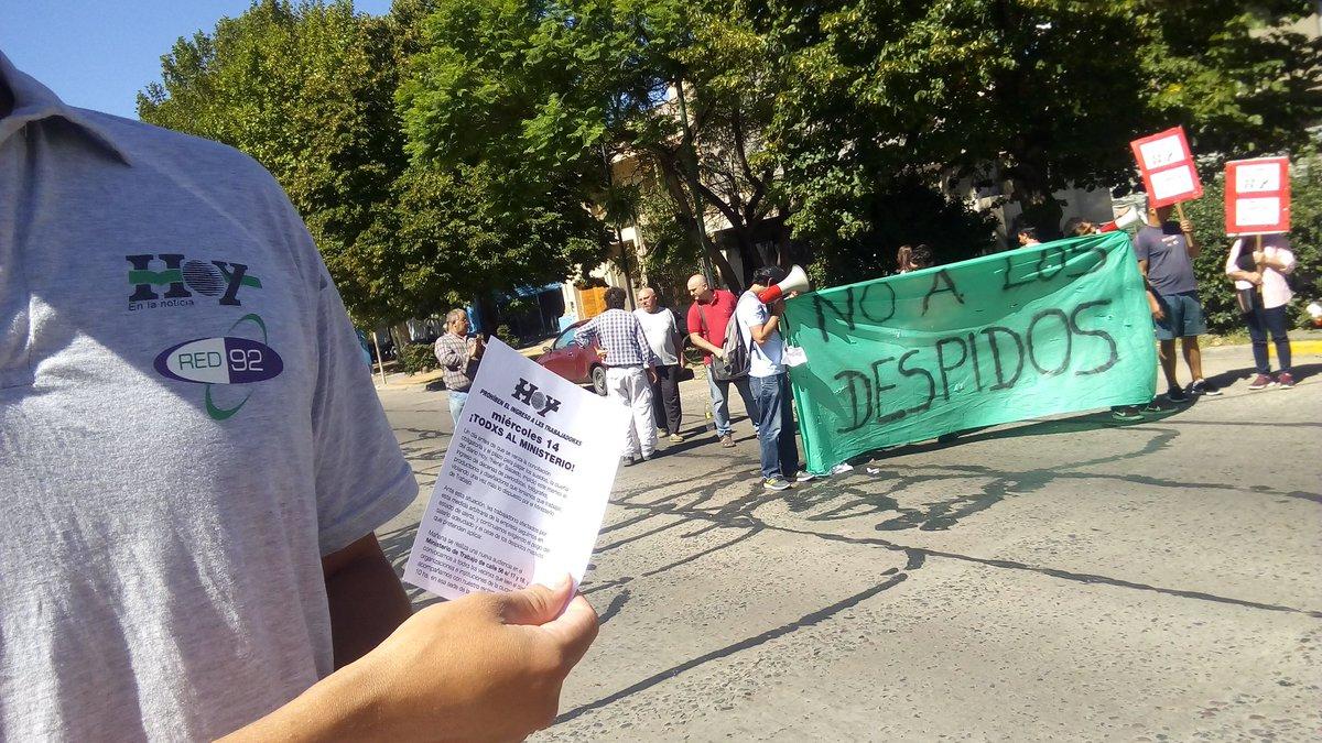 Diario Hoy impidió el ingreso de sus trabajadores y crece el temor de despidos masivos