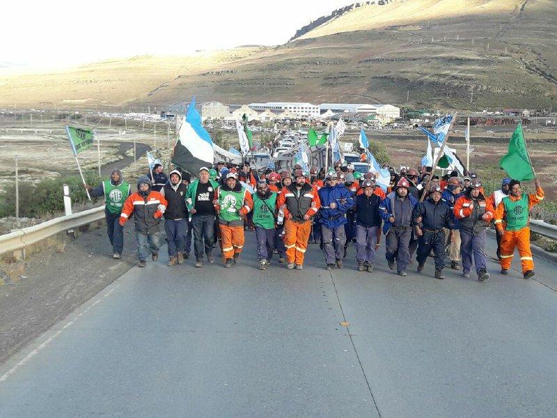 La intervención se negó a reincorporar los 430 mineros de Río Turbio y pidió cambiar el convenio