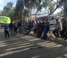Cartellone despide trabajadores en obra de YPF