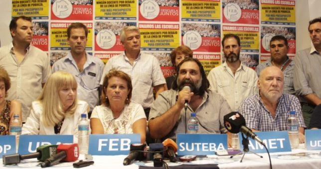 Sonríe Vidal: gremio abandonó el Frente Gremial y se desgrana el poder docente