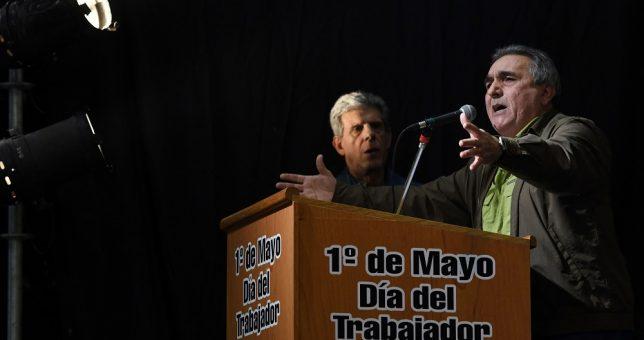 Schmid advirtió que habrá más renuncias en la CGT si no se renuevan las autoridades