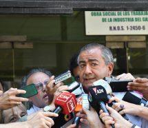 Mientras diseña la CGT sin Moyano, Daer lamentó la renuncia de Pablo