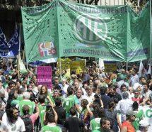 Contra el techo salarial de Vidal, estatales, judiciales, médicos y docentes instalarán una carpa de protesta