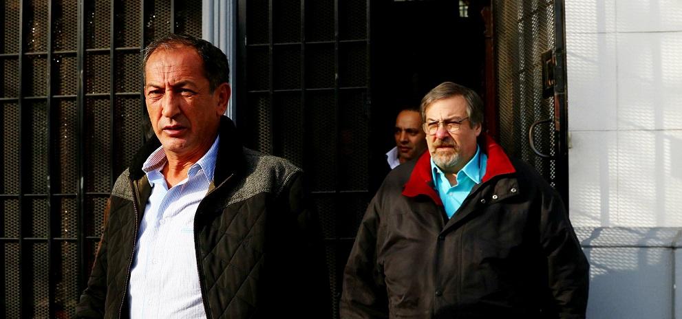 Gordos apuran una cumbre con aliados para definir una CGT sin Moyano