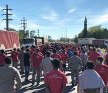 La fábrica de cosechadoras Vassalli plantó a los trabajadores y hay temor por los puestos de trabajo