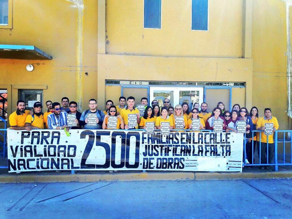 Habrá protestas en los peajes ante la posibilidad de 2500 despidos