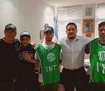 """""""Acompañamos la lucha de los trabajadores del INTI"""""""