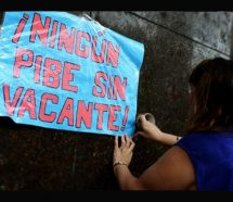 Los docentes denuncian que hay más de 80 mil chicos sin vacantes en las escuelas bonaerenses