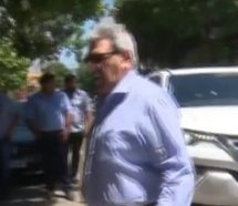 A pesar de estar en la mira, todo el secretariado de la Uatre cambió el auto y Ayala pasea en una Toyota