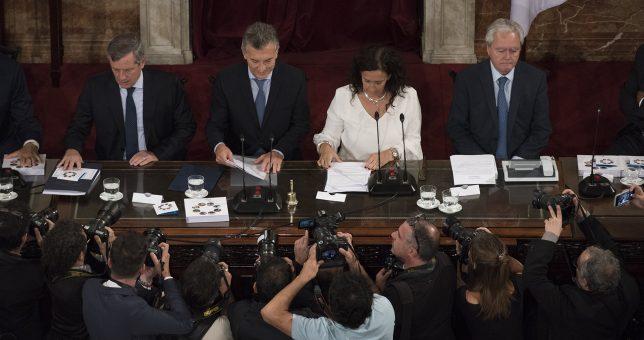 Macri relanzó la reforma laboral, pero por fragmentos