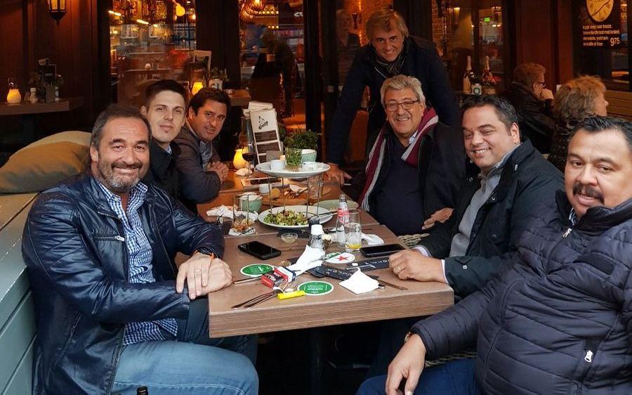 Triaca gastó $3.4 millones en su viaje a Europa con los 12 sindicalistas amigos