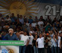 Confirmaron la Corriente Federal y el triunvirato de San Cayetano y el espacio del #21F se mostrará completo en Ferro