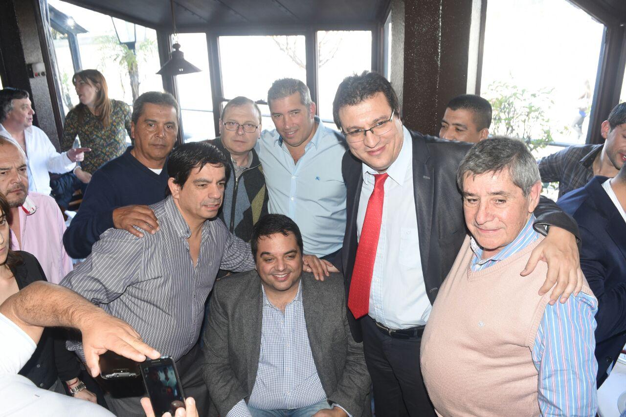 Hermoso ratificó su alianza con Triaca y acordó 15% en dos tramos