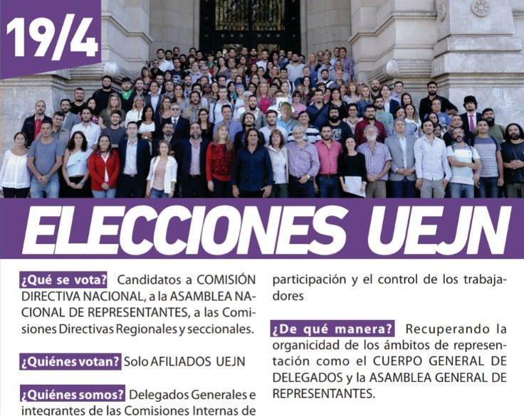 Después de 12 años, Piumato enfrenta oposición en elección de pronóstico reservado