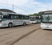 Se agudiza el conflicto con los choferes y Villa Gesell no tiene transporte público hace dos meses