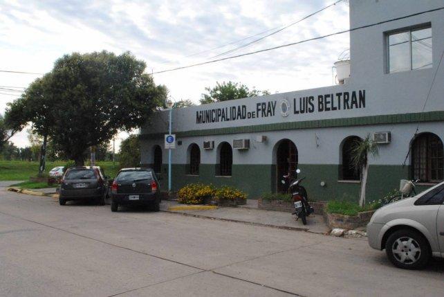 Despidos de municipales en Fray Luis Beltran