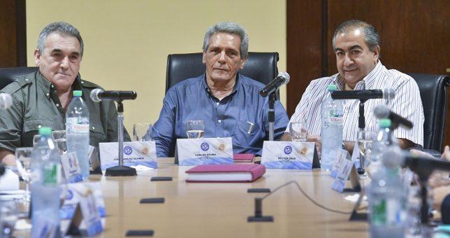 Tibiamente la CGT condenó la represión a los Metrodelegados y dijo que buscan disciplinar a los gremios