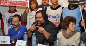 Vidal sigue sin llamarlos y los docentes van a una nueva huelga el 23 de mayo