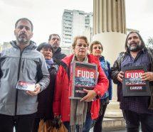 Los docentes denunciaron que la educación pública bonaerense está en estado crítico
