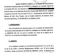 Presentan un amparo para frenar el acuerdo entre Carrefour y Cavalieri
